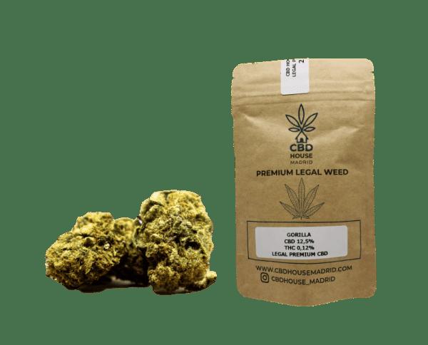 Gorilla Glue marihuana