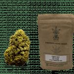 Marihuana lemon haze