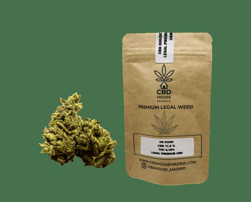 Marihuana CBD OG Kush