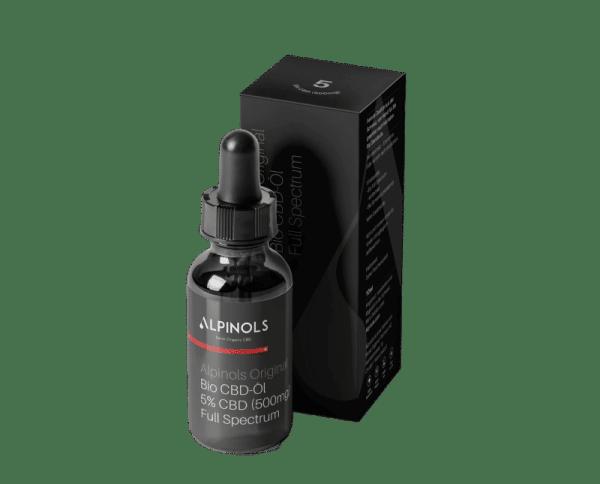 Aceite de cannabis Alpinols