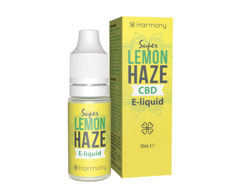 eliquid lemon haze cbd