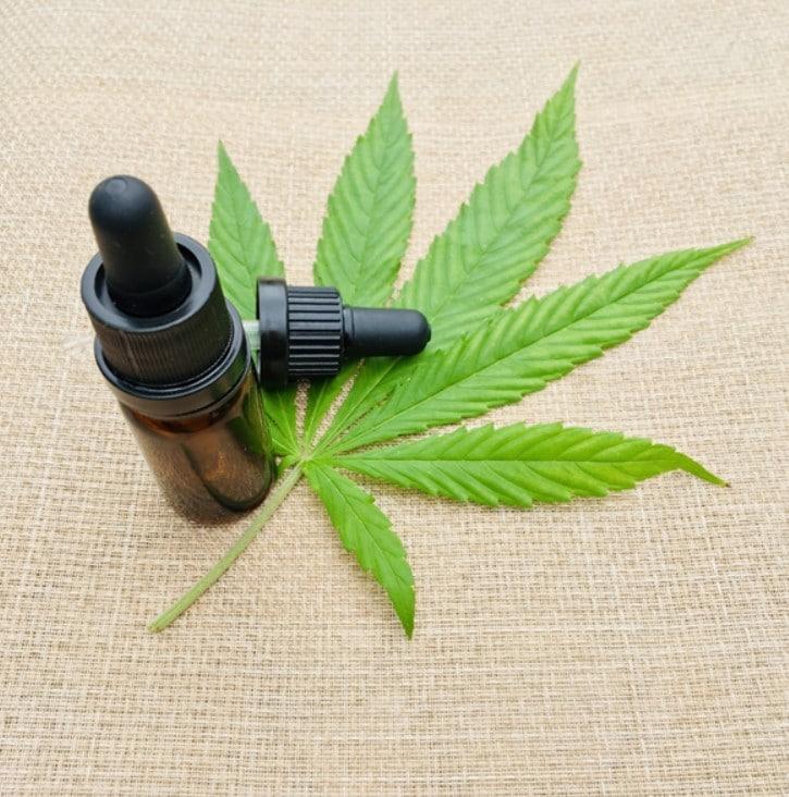 Aceite de marihuana